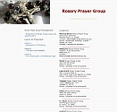 Rosary Prayer Group